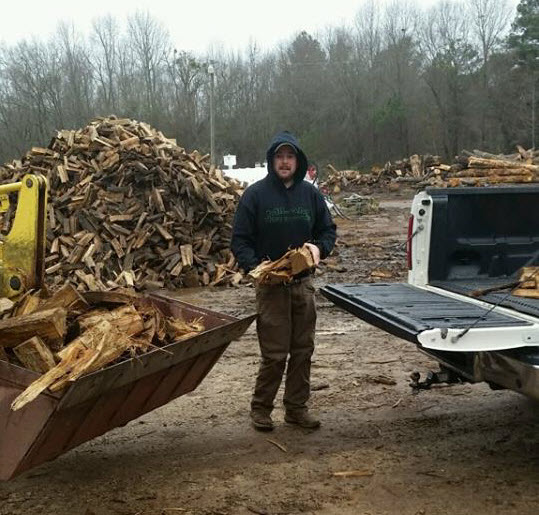 firewood delivery