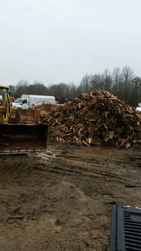 firewood sales