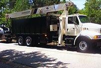 milam logo truck