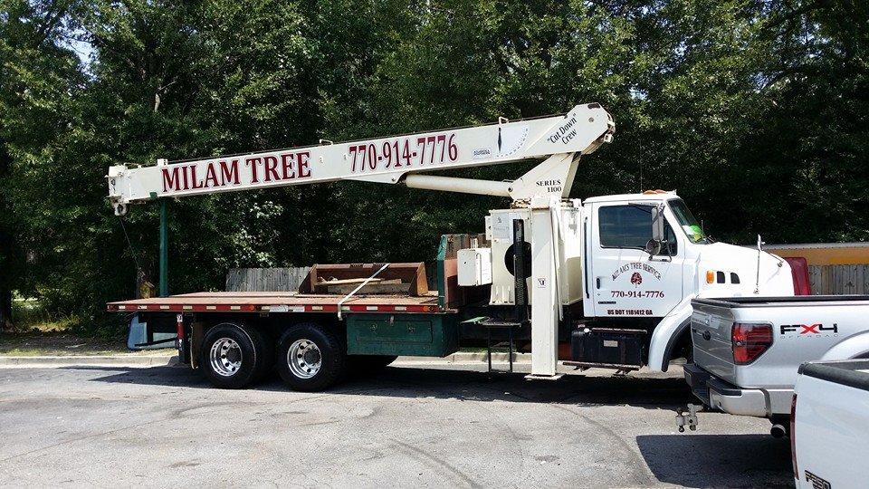 milam truck